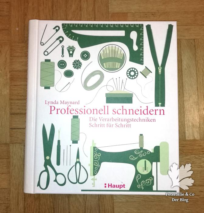Professionell Schneidern von Lynda Maynard Cover