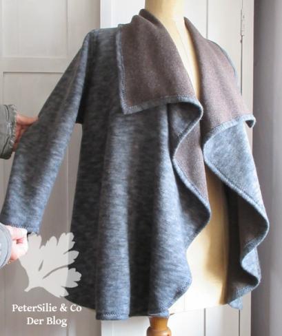 Kimonojacke Butterick 5793