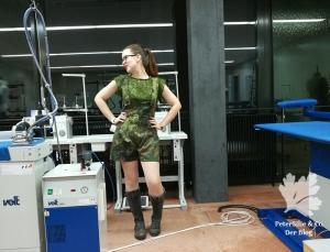 La Mia Boutique Juni 2016 Camouflageshorts