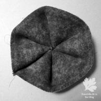 Mütze Haube Schemaschnitt