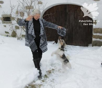 Norweger Jacke mit Schalkragen Kwik 3462
