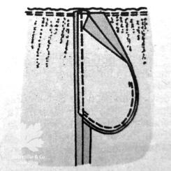 Nahttaschenverschluss Tutorial DIY