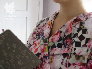 neuer-schnitt 1962-november Zweiteiliges Kleid nähen
