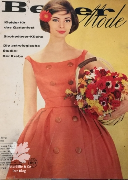 Beyer Mode, Vintage Kleid 50er