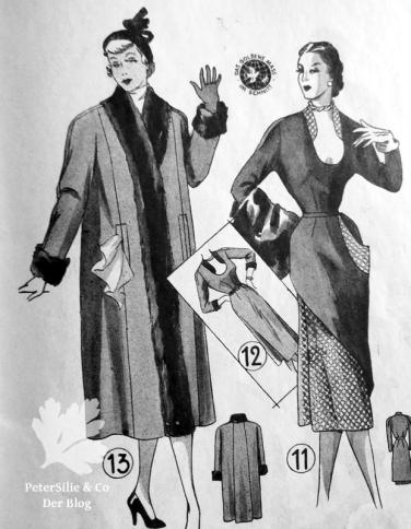 Lutterloh Vintage Schnitt aus den 50er