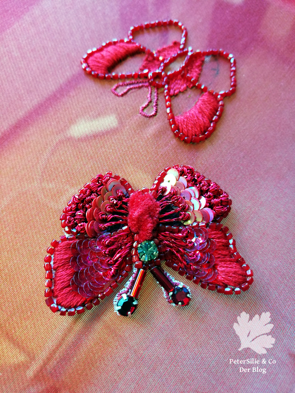 Luneville Schmetterlinge