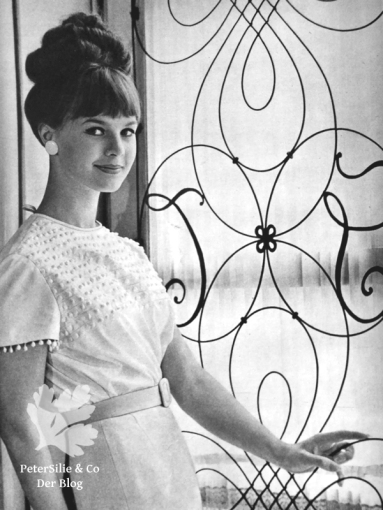 Pramo Bluse aus den 60ern