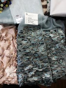 Jacob Schläpfer Haute Couture Stoffe