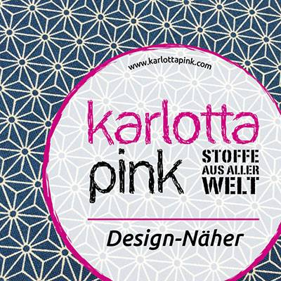 Karlotta Pink Designnähen