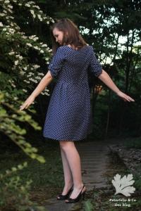 Nähkind Retroliebe Kleid nähen