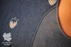 PeterSilieUndCo Nähkind Retroliebe Jeans Erdbeeren 12