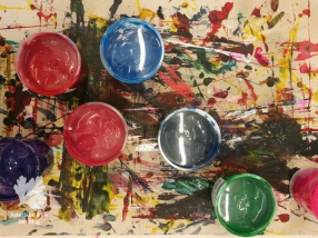 Siebdruckfarben für Stoff