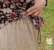 Japanisch Nähen Bluse und Hose