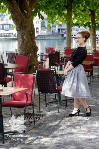 Beyer Mode 2 1959 Kleid nähen Vintage Schnitt Blog 50s
