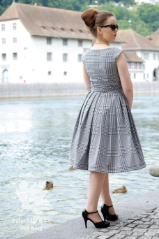 Beyer Mode 2 1959 Kleid nähen Vintage Schnitt Blog 50s