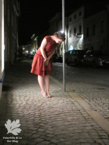 Handloom Karlotta Pink 20er Kleid Schemaschnitt Vintage nähen