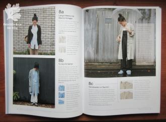 Nähblog Besprechung, Buch Nähen im japanischen Stil