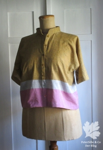 Bluse Handloom Karlotta Pink