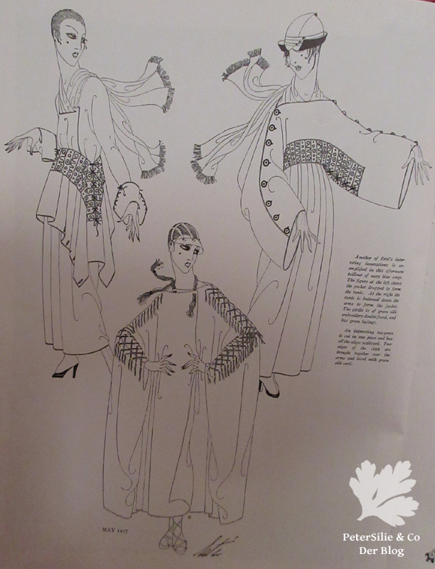 Designs by Erte Buch 2