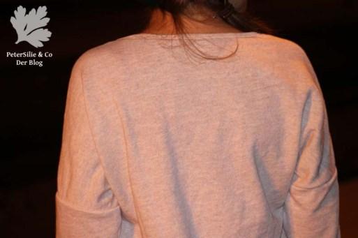 Just another tee schneidermeistern oversize überschnittene Schultern
