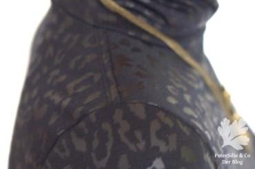 Hilli Hiltrud Küstenträumer(in) Rollkragenpullover schwarz nähen