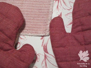Backhandschuh Bernina Inspiration herbst 2015 Karlotta Pink Double-Face