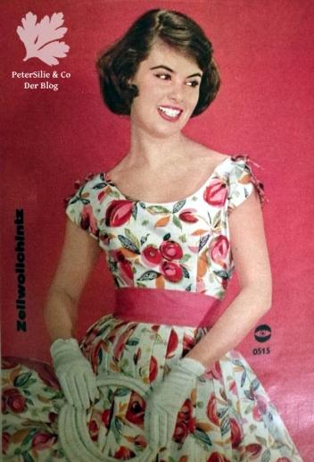 Beyer Mode Sommerkleid Schnittmuster