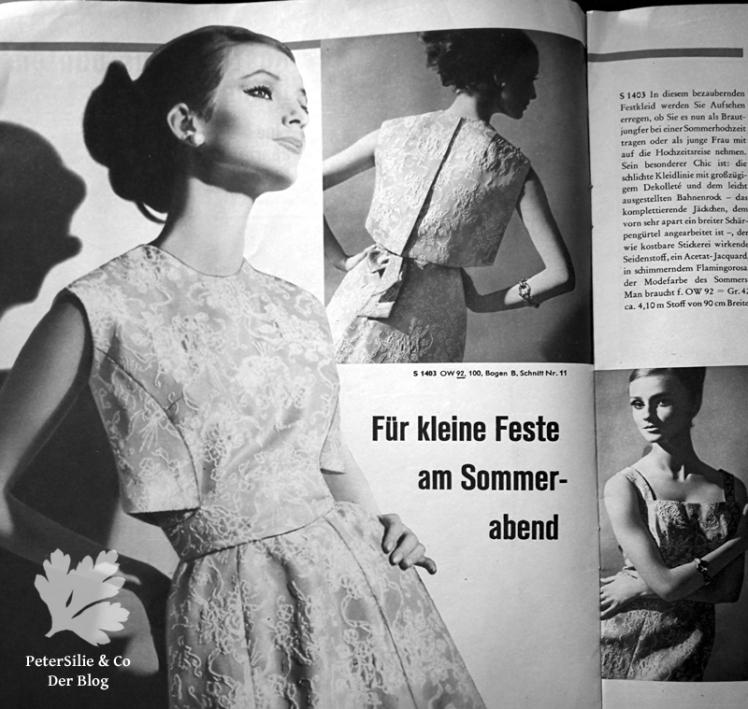 Der neue Schnitt 5 1964