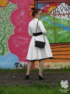 Beyer Mode Kleid Vintage nähen Blog 9 1960 60er