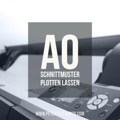 Erfahrungen • A0 Schnittmuster plotten lassen – PeterSilie & Co
