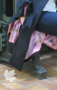 Mantel Emma So Pattern Loden CaPE