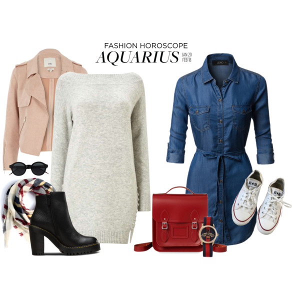 Fashion Horoscope Aquarius