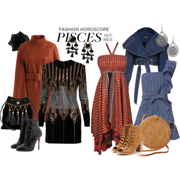 Fashion Horoscope Pisces