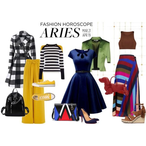 Fashion Horoscope Aries