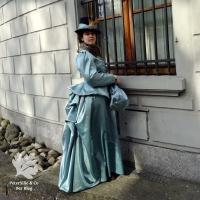 Belle Epoch Kleid Verkleidung