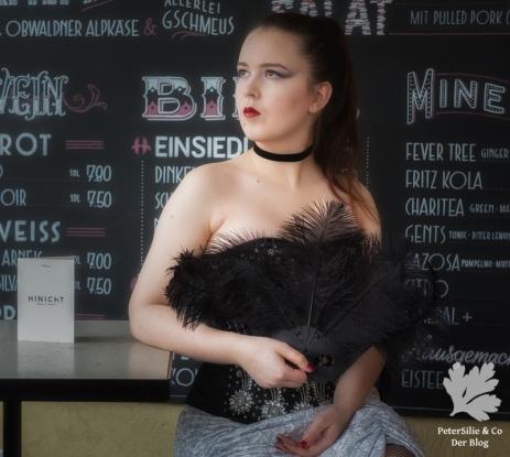 Nähen Blog Kostüm Revue