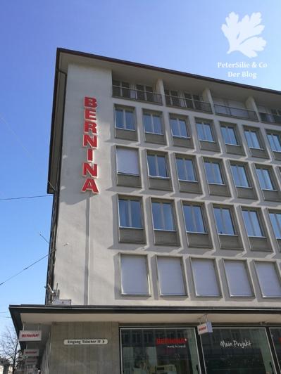 Bernina Stoffgeschäft Zürich