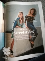 H&M Streetstyle mit JEANS