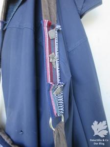 Riemen Stofftasche Nepalstoff Karlotta Pink Cord