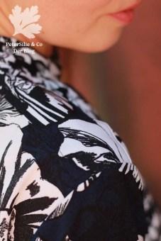 Matcha Top Ärmel Sew Liberated Stoff&Stil Viskose