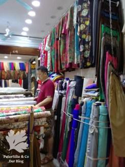 Stoffe kaufen China Wuhan