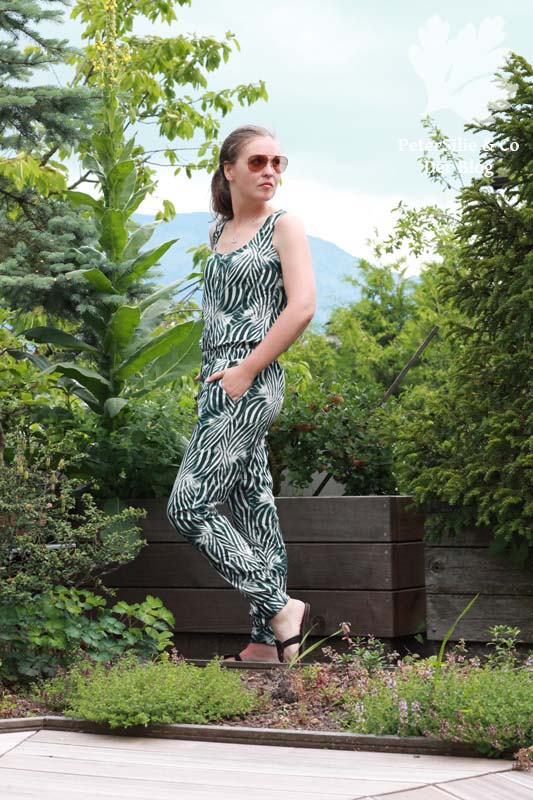 Jumpsuit Southport Dress Hudson Pants true bias