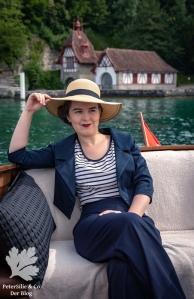 Bluse Frau und Mutter 1951 Marlenehose Jacke Beyer Mode 1960 Nähen Blog Vintage