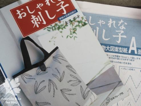 Japanisches Handarbeitsbuch
