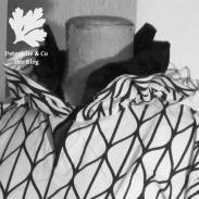 Rüschenbluse Kragenvariante