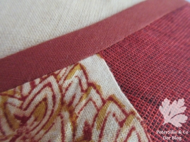 Hausanzug La mia Boutique Handloom Blockprint Karlotta Pink