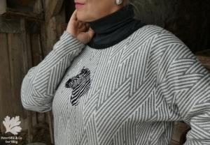 Balmainshirt Yoshiko Mizuno Raffungen & Bündchen Stiebner Verlag