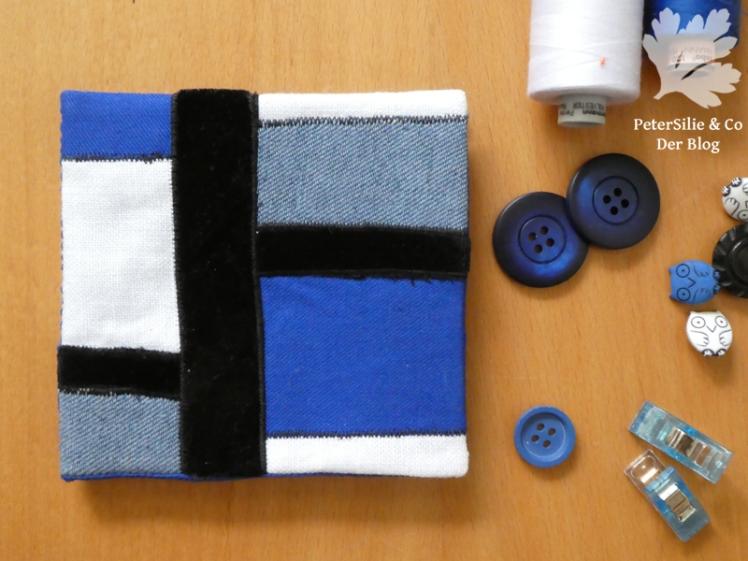 Blau Schwarz weiß2