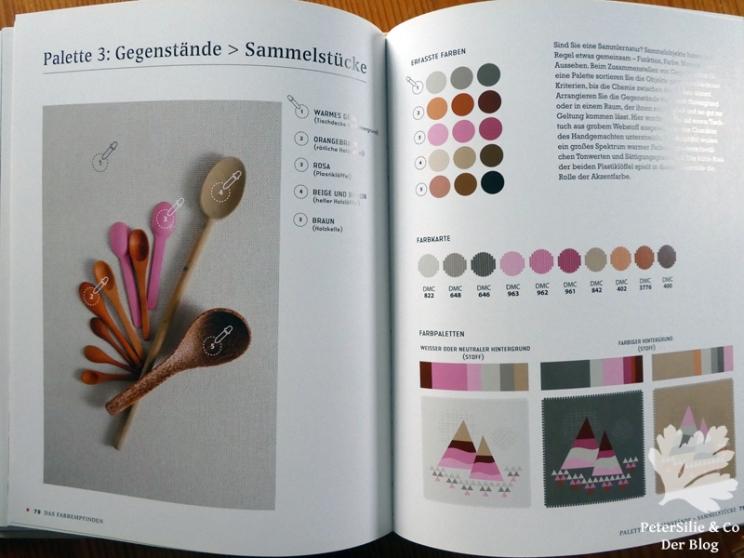 Farbpaletten entwerfen Karen Barbe Haupt