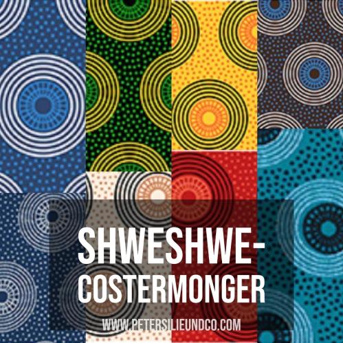 shwe-shwe costermonger